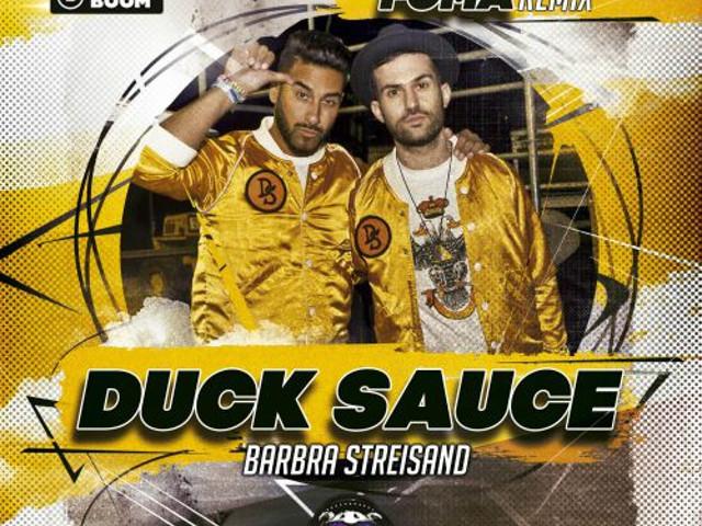 Duck Sauce - Barbra Streisand (Mike Prado & Foma)