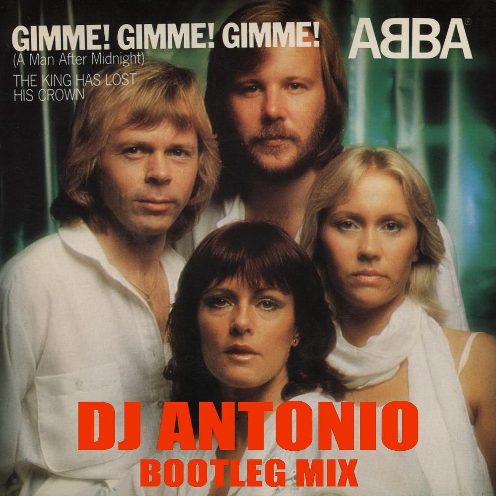 ABBA - Gimme (Dj Antonio bootleg Extended Mix)