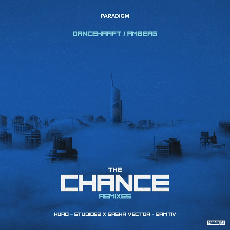 Dancekraft / Amberg - The Chance (Studio92 & Sasha Vector