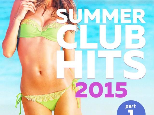 Summer Club Hits 2015 (Part 1) (август 2015) – DJ RICH-ART