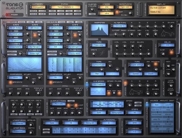 Vst синтезаторы скачать - фото 10